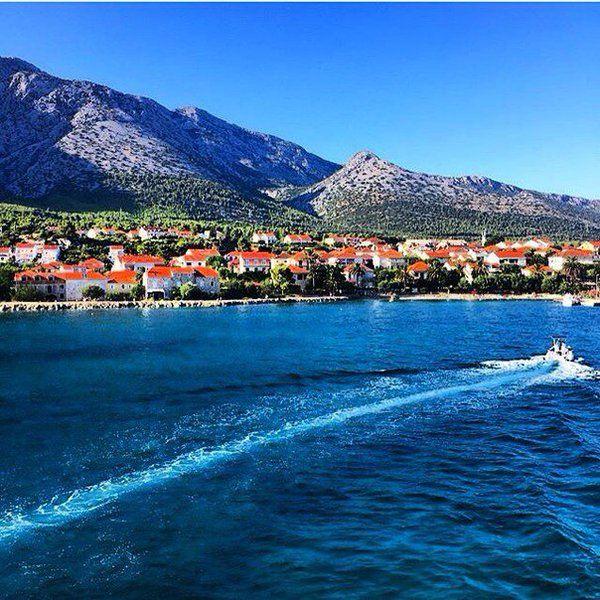 Какие цвета! #Дубровник #Хорватия #Croatia #Dubrovnik