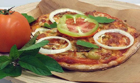 Gluten-Free Pizza Dough that doesn't involve cauliflower ;)