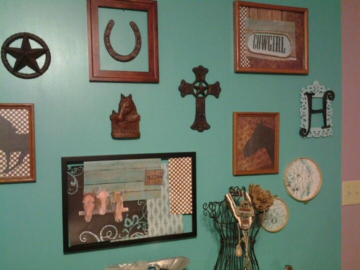 cowgirl chic bedroom my diy home decor pinterest
