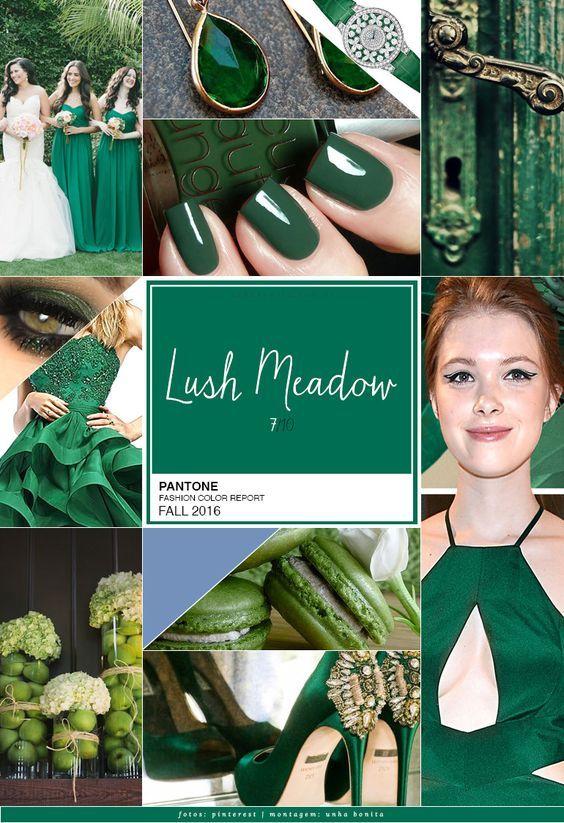 PANTONE 2016: Lush Meadow