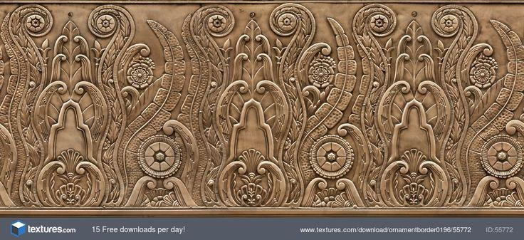 Textures.com - OrnamentBorder0196