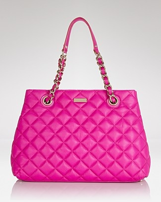 kate spade new york - Maryanne Shoulder Bag | Bloomingdale's: Shoulder Bags,  Postbag, Handbags Purses, Mailbag, Maryann Shoulder, Pink Bags, New York, Accessories, Kate Spade