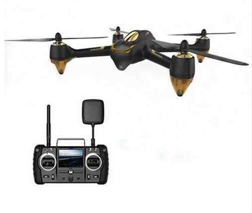 Hubsan H501S X4 Pro 5.8G FPV Brushless w/1080P HD Camera GPS RTF Follow Me Mode Quadcopter