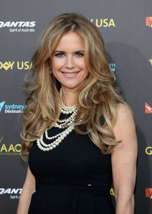 Kelly Preston...