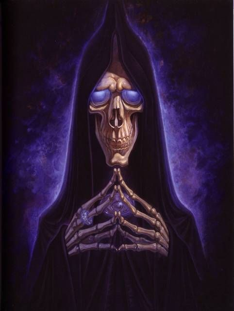 DEATH: Terry Pratchett and the Discworld  Paul Kidby (Official Ilustrator)