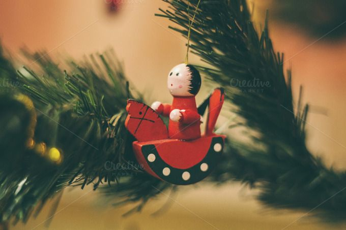 Check out Christmas decorations 5 by Pixelglow Images on Creative Market