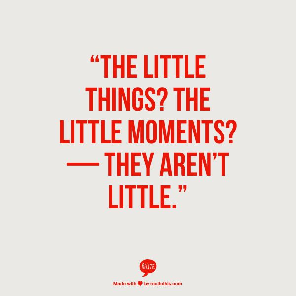 Life Quotes About Relationships: Best 25+ Little Things Quotes Ideas On Pinterest