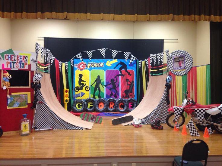 Ready to go for G-Force! VBS G Force First Presbyterian Church Clinton, SC. cokesburyvbs.com
