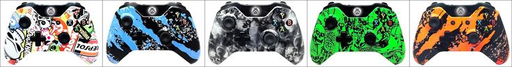 All Hydro Dipped Modded Controllers Xbox One