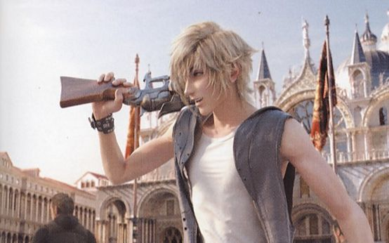 Prompto Argentum - The Final Fantasy Wiki has more Final Fantasy information than Cid could research