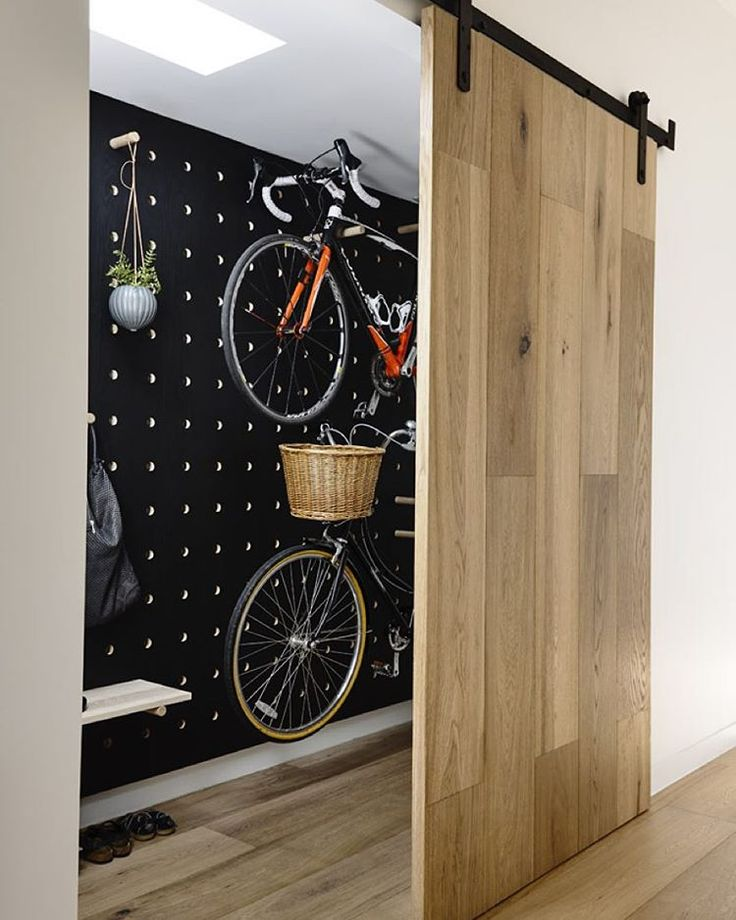 Brilliant bike storage