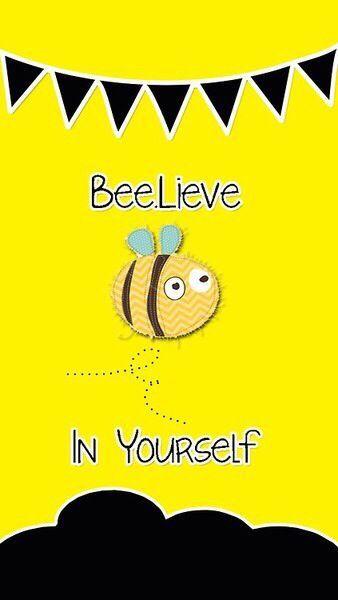 Beelieve In Yourself