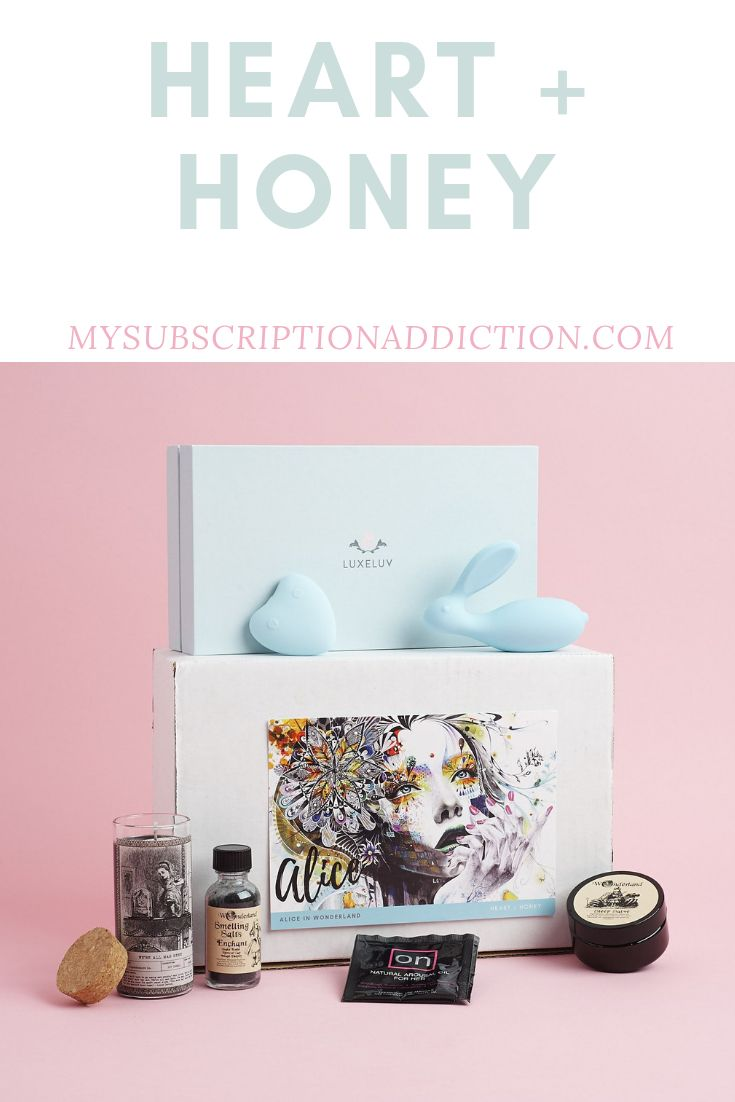 Heart + Honey   Subscription Boxes for Women   Bee boxes