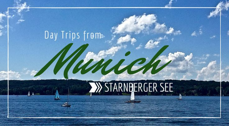 Day Trip From Munich Starnberger See