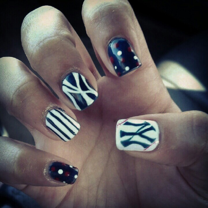 These nails are awesome!