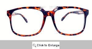 Dorsey Vintage Aviators Glasses - 402 Tortoise