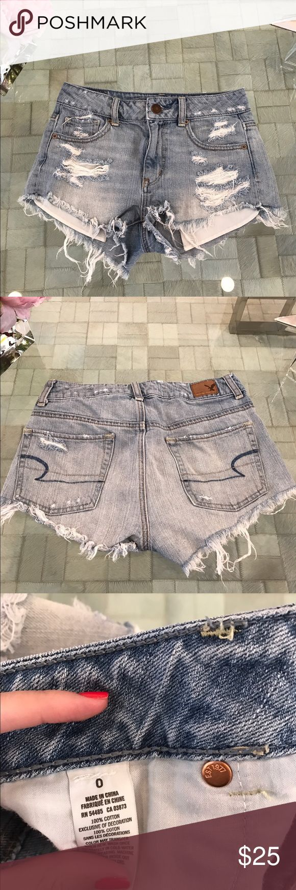 ONE DAY SALE! American Eagle Jean Shorts American Eagle Jean Shorts American Eagle Outfitters Shorts Jean Shorts