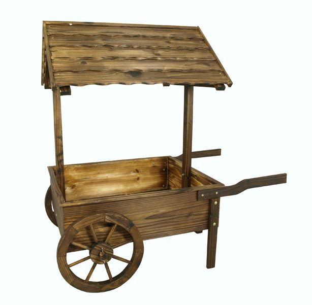 WOODEN MARKET CART 93 X 91 CM. 71 best Wooden Carts images on Pinterest   Wooden wheelbarrow