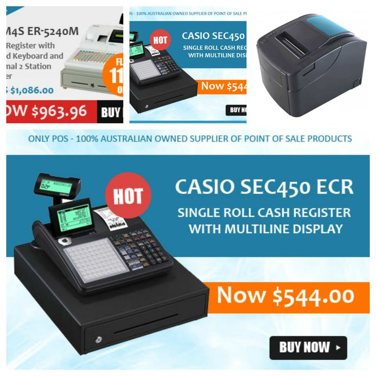 Take a best offered products form Only POS and save more money. www.onlypos.com.au