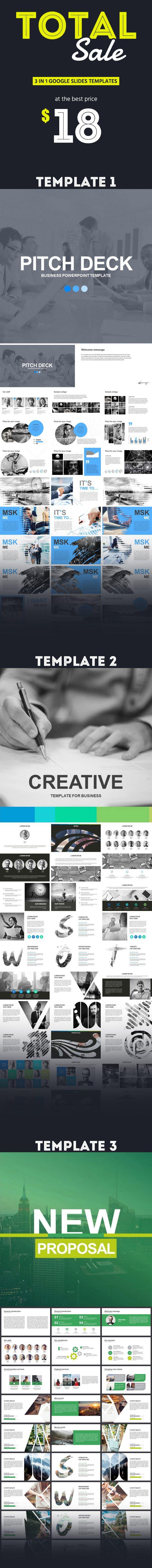 717 best Google Slide images on Pinterest | Keynote template ...