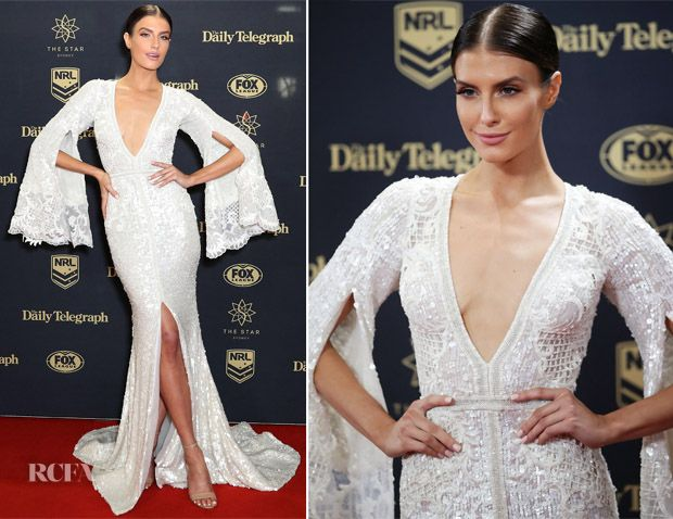 Erin Holland In Pallas Couture  – Dally M Awards