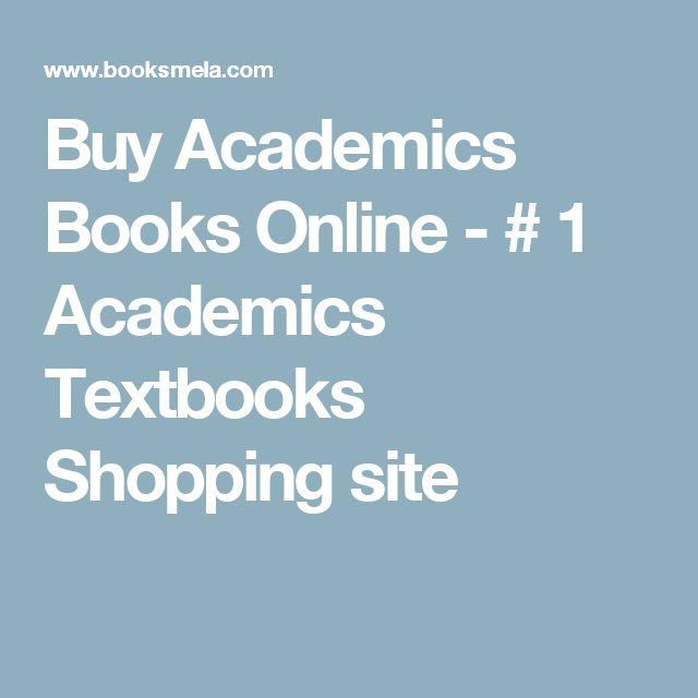 Buy Academics Books Online - # 1 Academics Textbooks Shopping site