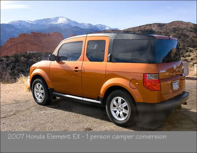 22 best honda element camper images on pinterest honda. Black Bedroom Furniture Sets. Home Design Ideas