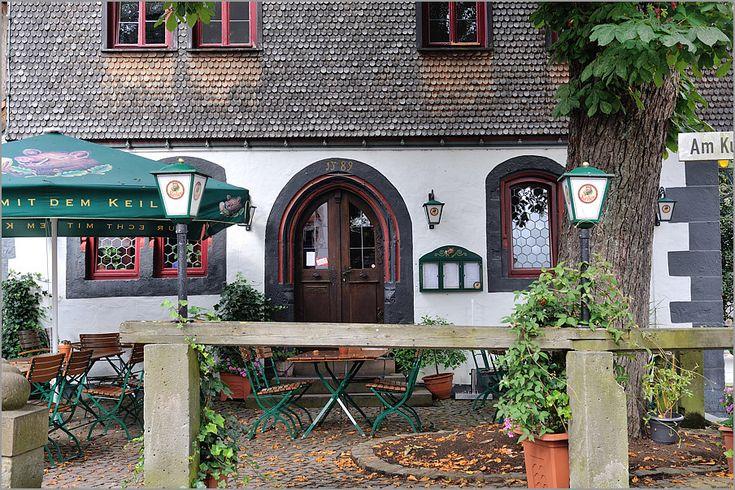 Seen in Steinau an der Straße (Germany).