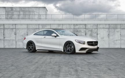 #Mercedes-Benz #S63 #AMG #Coupe by #Wheelsandmore
