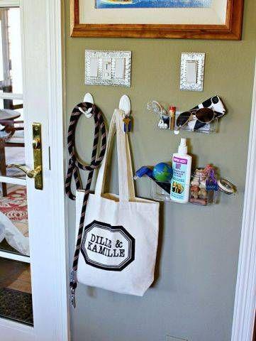 Ten Simple Ideas For Organizing Pet Supplies | Petslady.com