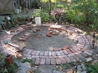17 best mexican patio ideas images on pinterest - Diy Brick Patio Ideas