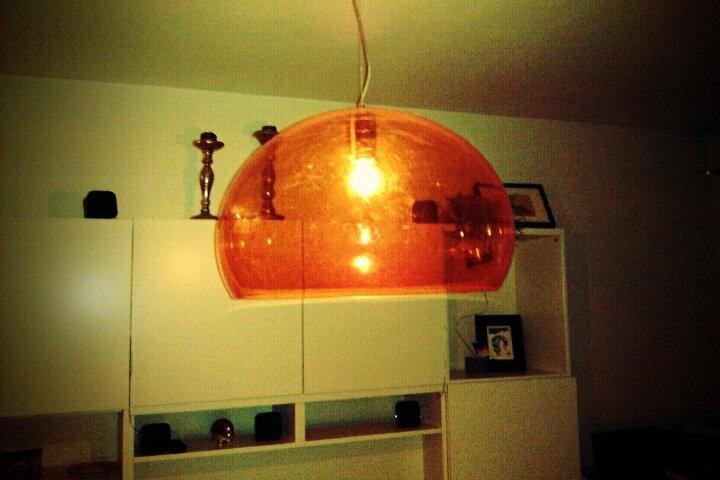 My lamp.