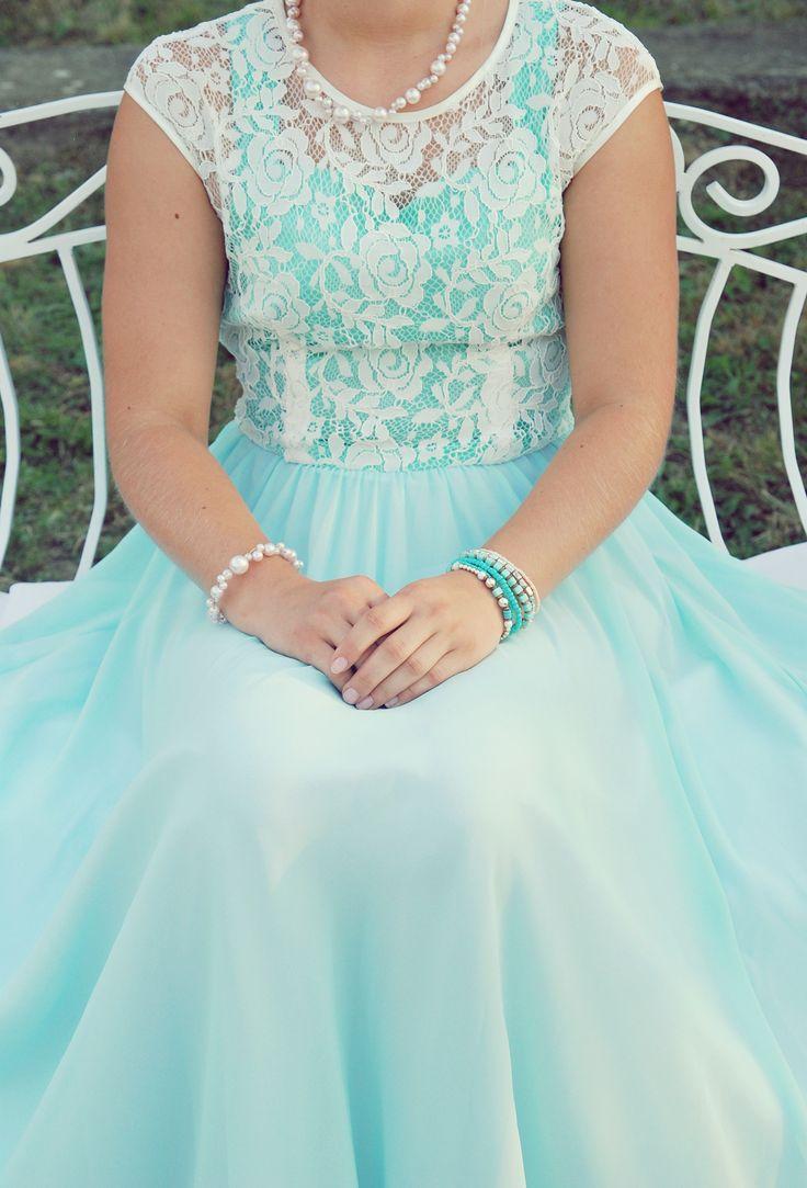 Beautiful dress :) :D  #bridesmaid #dress
