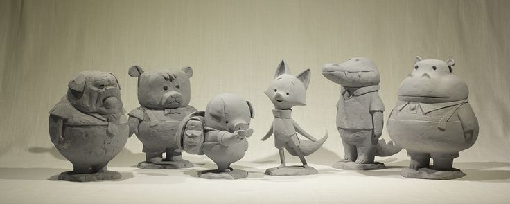 Andrea Blasich (for production of The Dam Keeper animated short-film directed by Dice Tsutsumi and Robert Kondo)