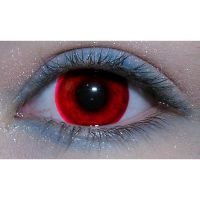 Blood Red Custom Contact Lens 39.99