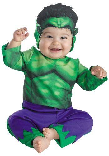Infant Incredible Hulk Costume