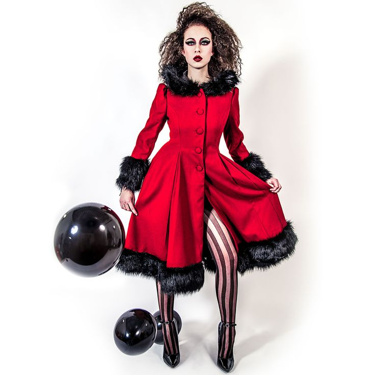 Elvira winter coat, musthave for this season!