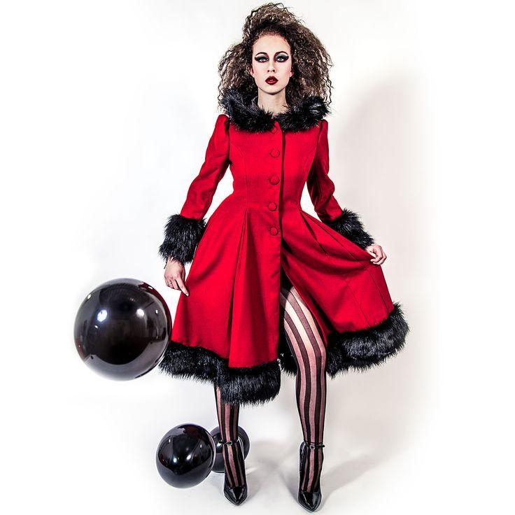 Elvira winter coat, musthave for this season!