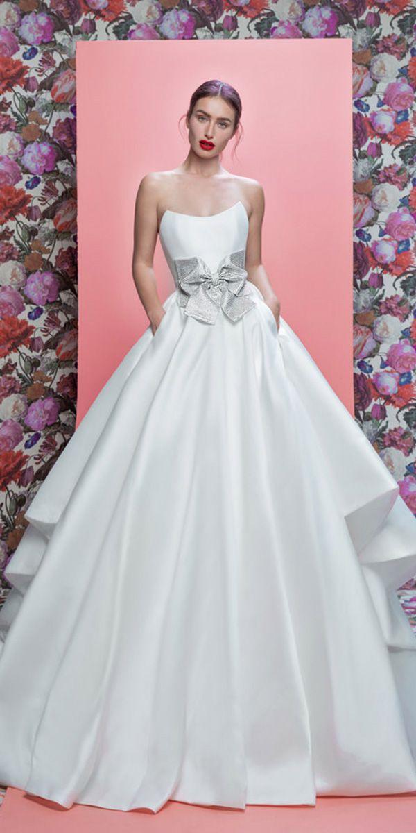 a32abd818658 30 Wedding Dresses 2019 — Trends & Top Designers | Weddings | Wedding  dresses, Wedding gowns, Wedding