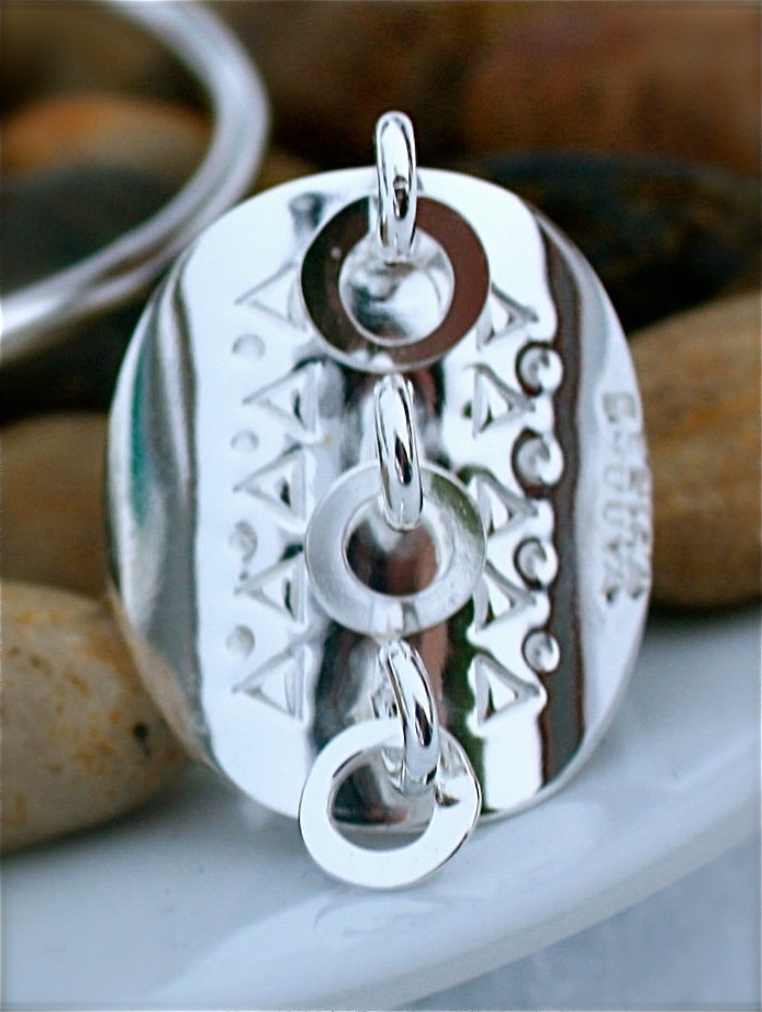 """Modern """"Tradition"""" Ring - by Erica Huuva"""