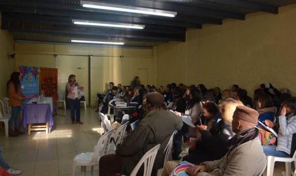 Consumo de drogas: más de 100 personas participaron de una jornada