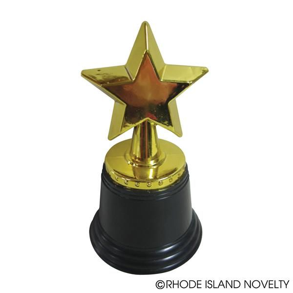 Our Star Trophy makes the perfect arts & crafts project for your little ones pre-school class. Create trophies for mother's and father's day or create your own trophies to hand out to well behaved students. #Star #Trophy #Prizes #MEDALS #SchoolSupplies #Teachers #Teaching #Back2School