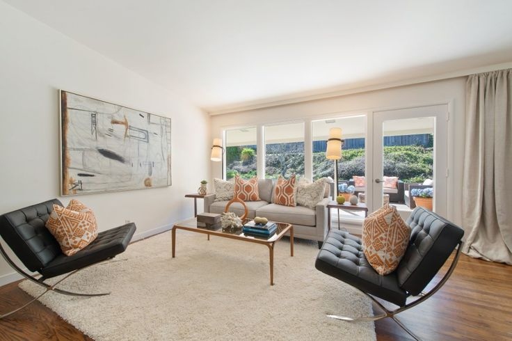 This desirable single-story home is located on a prime block, moments from Belvedere Park and the San Francisco Yacht Club, and a short distance to the shops and restaurants of downtown Tiburon and the Ferry to San Francisco. The home features one-level living with an open floorplan that leads to a large, level yard. The gorgeous living room and dining room are highlighted by vaulted ceilings and a spacious floor plan that is ideal for entertaining. A bonus room off the kitchen can be used…