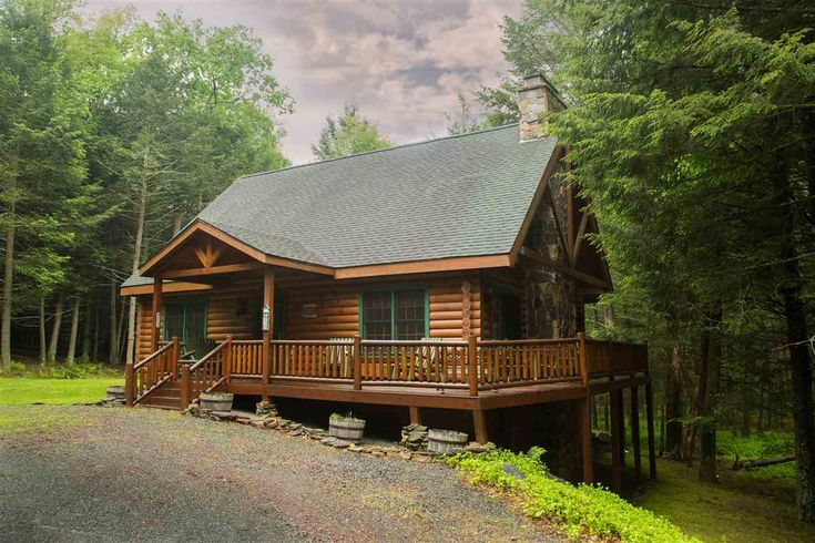 Log Homes for Sale in Sullivan County, NY