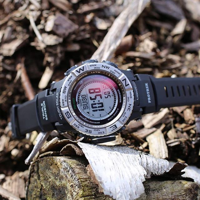 No_filter_needed_for_this_awesome_watch_nofilter_casio_protrek_nature_outdoors