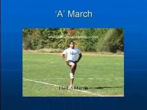 A March - Gerard Mach Speed Drills