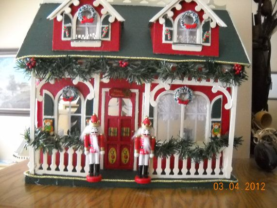 1000 ideas about dolls and dollhouses on pinterest antique dolls auction and wooden dolls vintage modern dollhouse furniture 1200 etsy