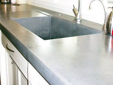 GFRC_ glass fiber reinforced concrete: crack free countertop