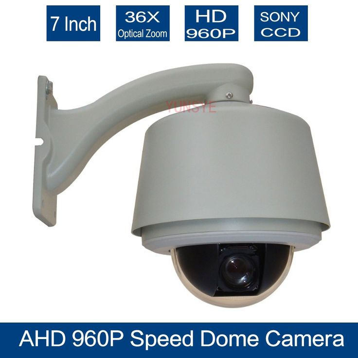 287.00$  Buy here - http://aliij2.worldwells.pw/go.php?t=32294233317 - yunsye Waterproof 36X HD 960P speed dome PTZ AHD camera AHD 960P middle speed ptz hd camera ahd camera 960P ahd speed dome