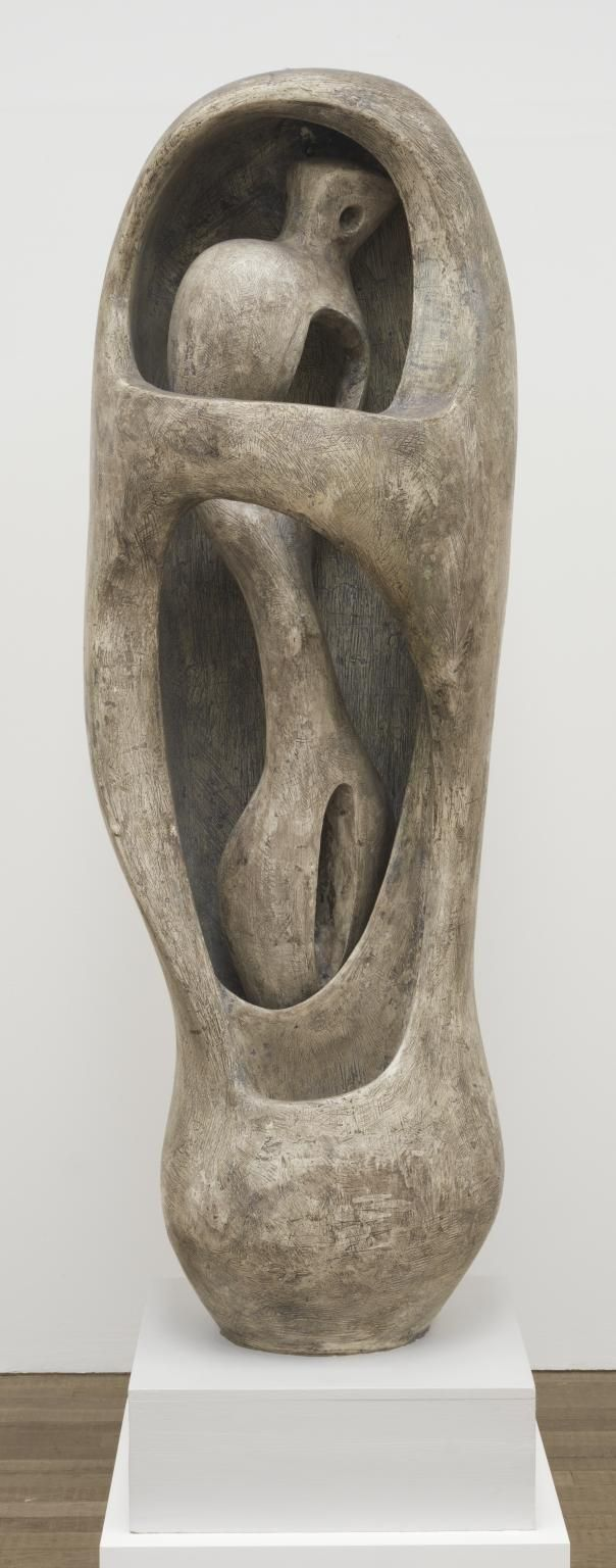 Henry Moore OM, CH, 'Upright Internal/External Form' 1952-3